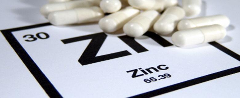 sulfato de zinc